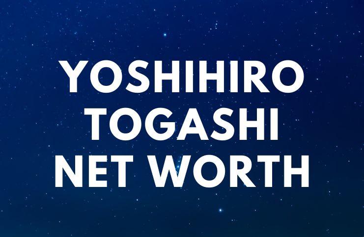 Yoshihiro Togashi - Net Worth, Biography, Wife age