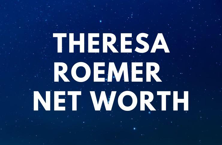 Theresa Roemer - Net Worth, Bio, Age, House, Husband, Children a