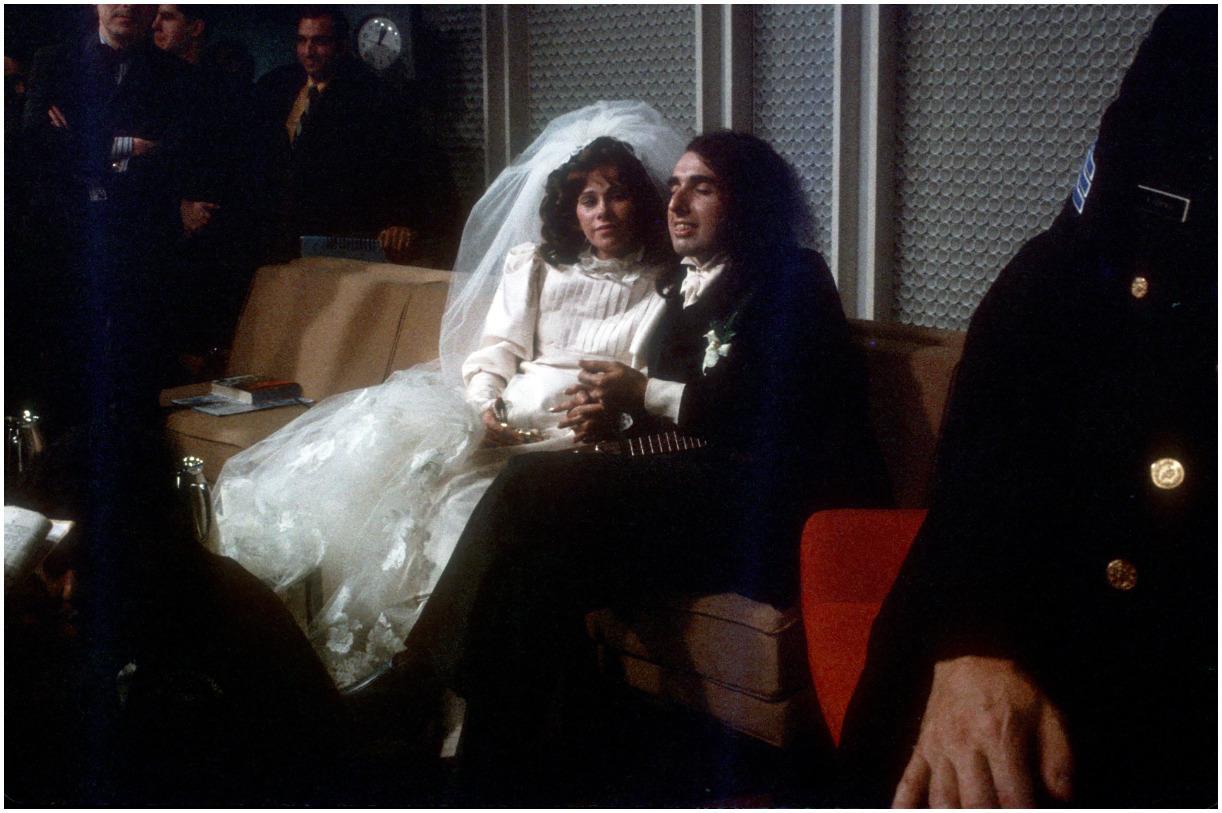 Tiny Tim and his wife Vicki Budinger