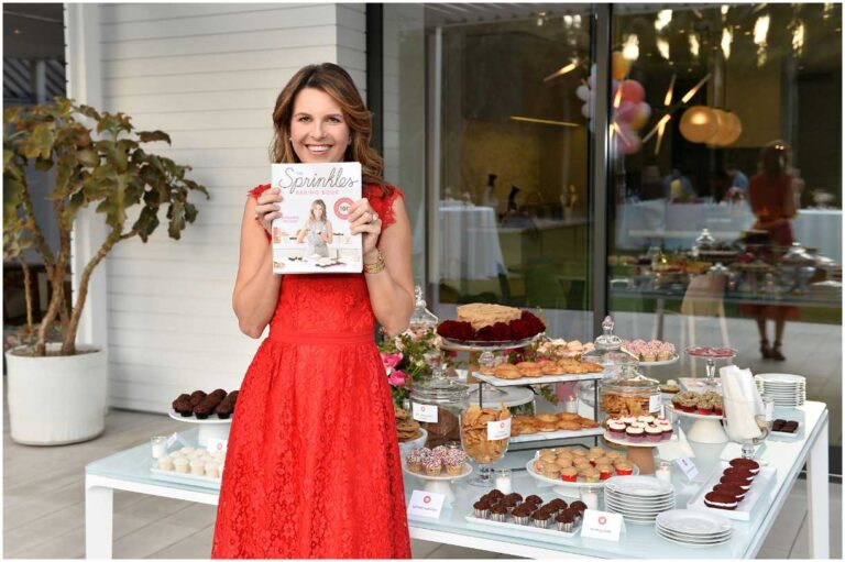 Candace Nelson - Net Worth, Husband (Charles Nelson), Book, Sprinkles Cupcakes
