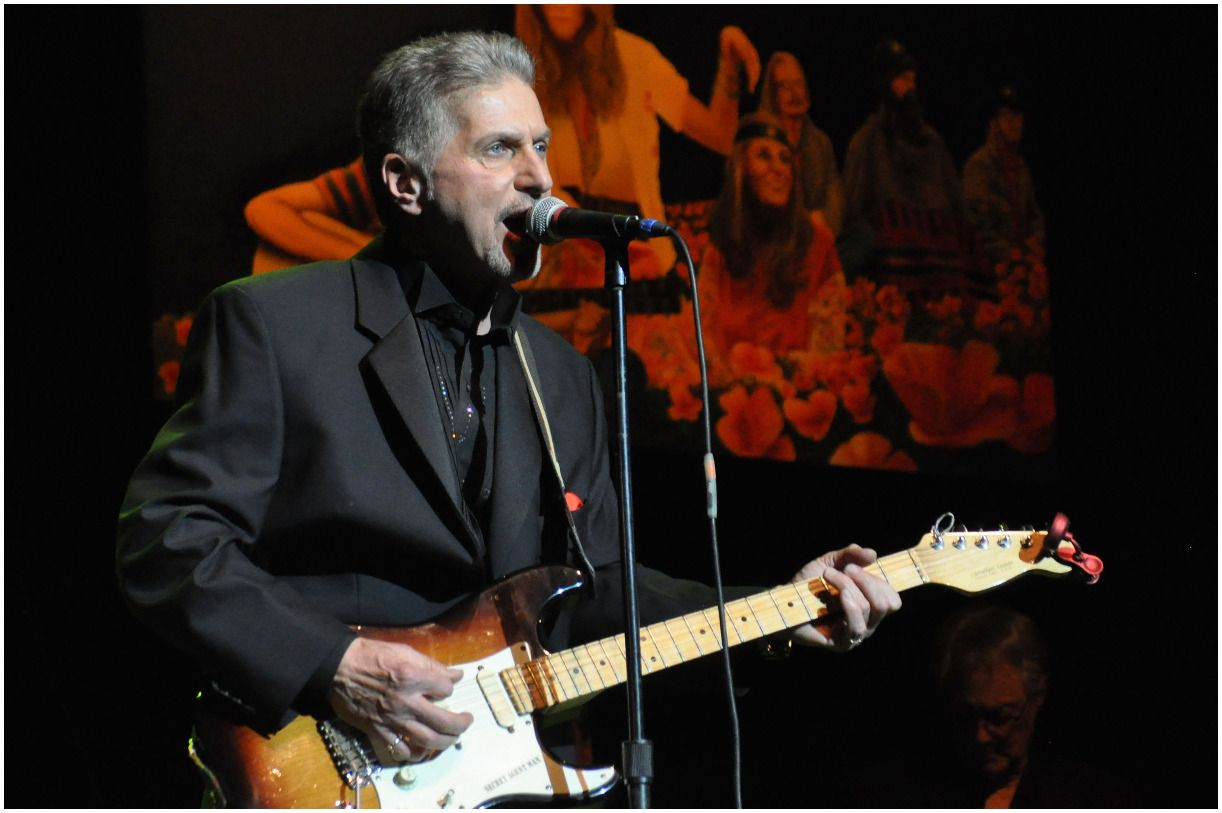 Johnny Rivers wife