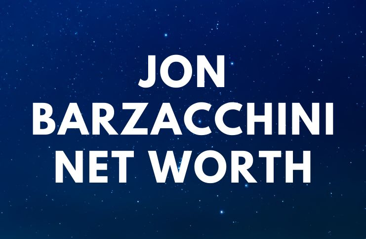 Jon Barzacchini – Net Worth, Biography, Wife, YouTube age