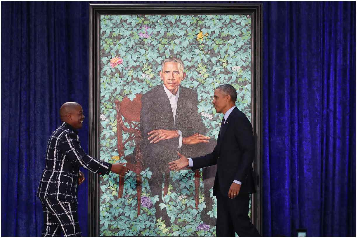 Kehinde Wiley biography