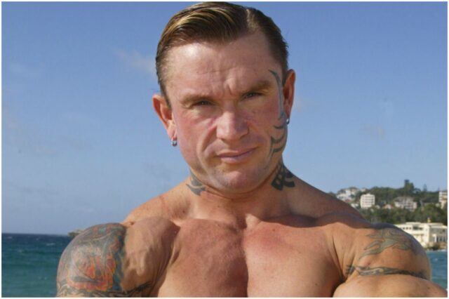 Lee Priest - Net Worth, Height, Wife, Tattoo
