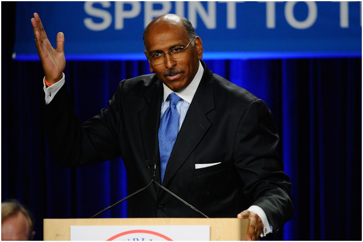 Michael Steele biography