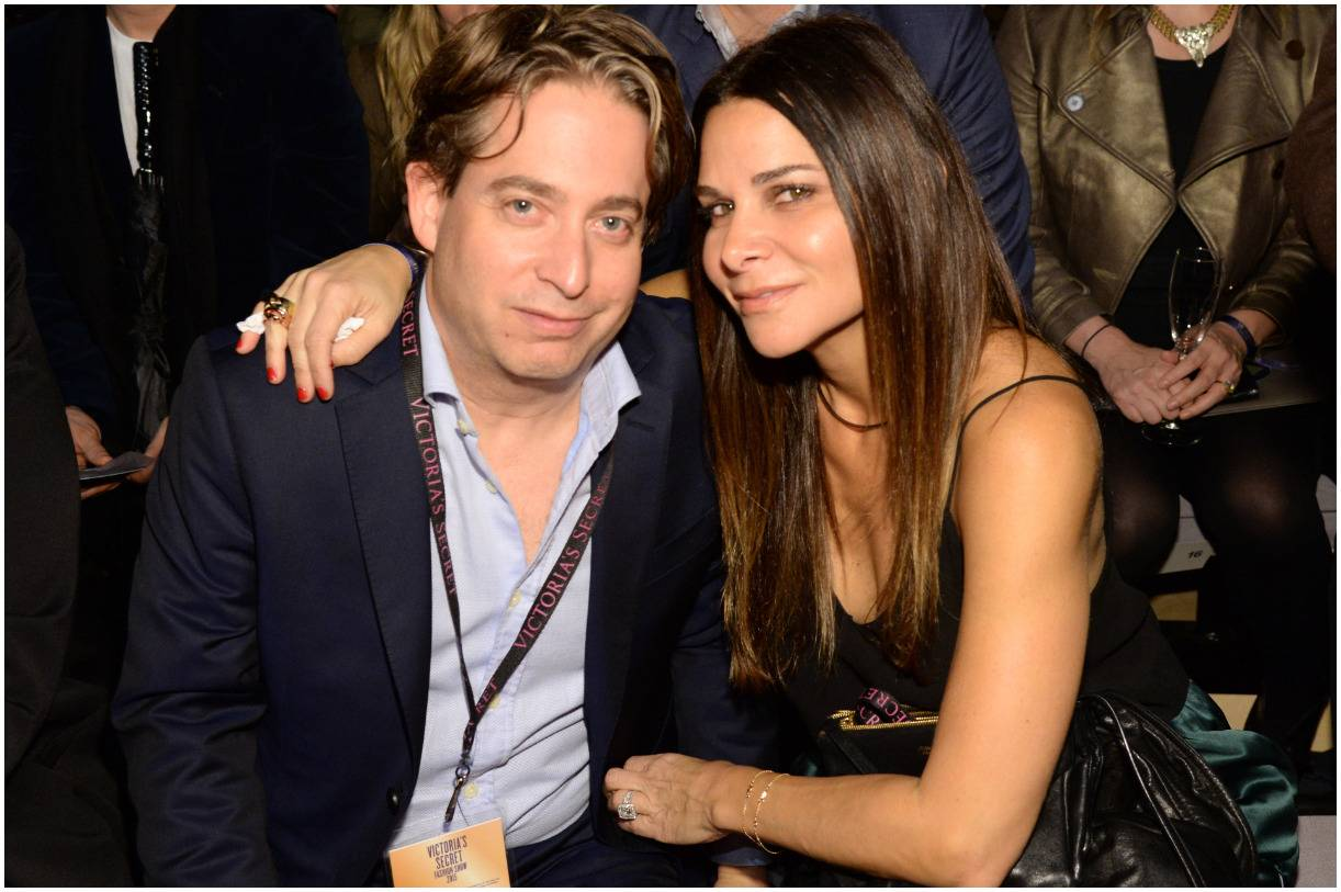 Charlie Walk and his wife Lauran Miller Walk