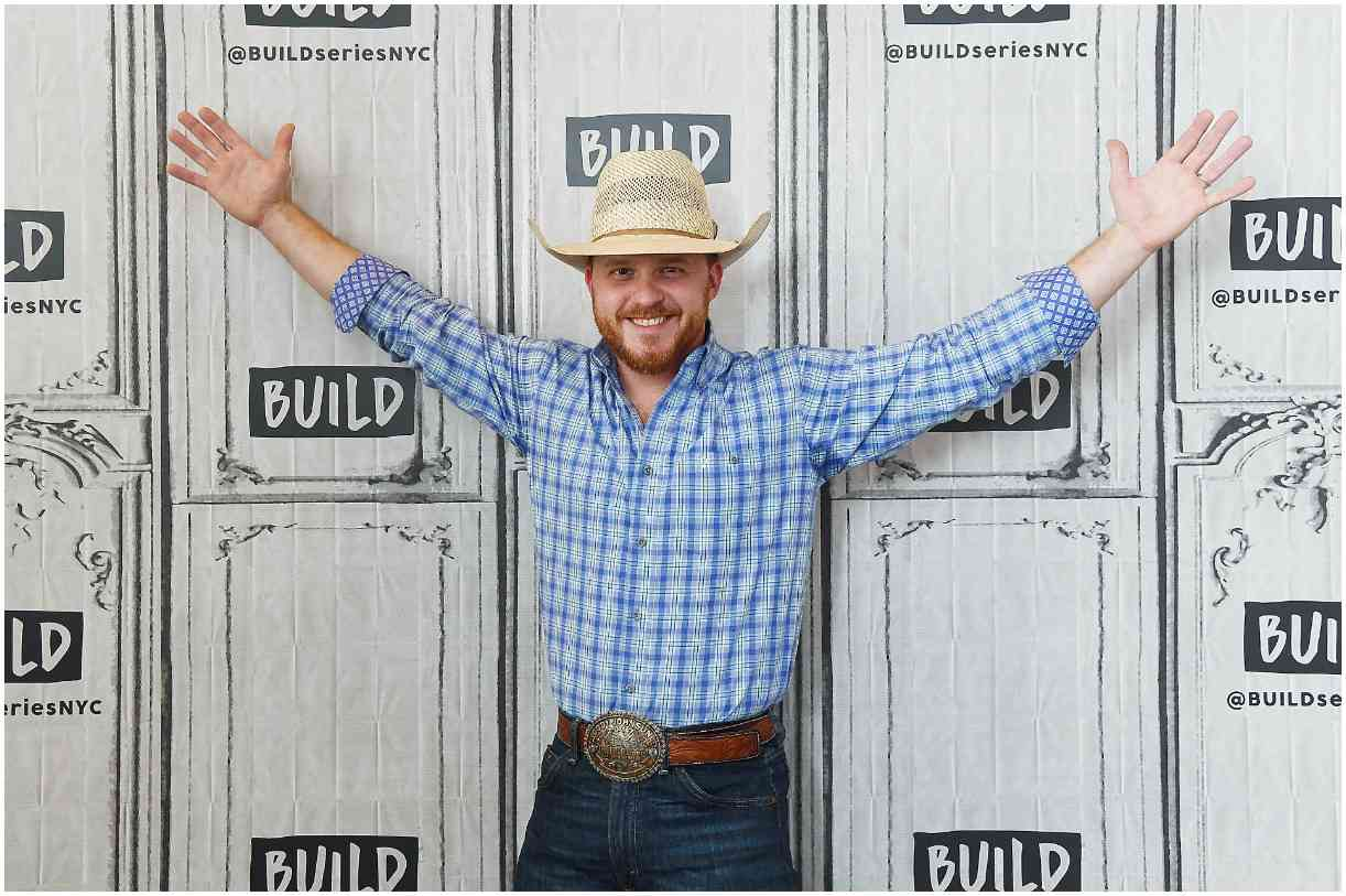 Cody Johnson - Net Worth, Bio, Wife, Children, Songs, Quotes