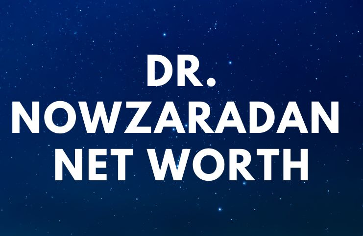 Dr. Nowzaradan - Net Worth, Bio, Wife, Son, Diet Plan, Age, Quotes a