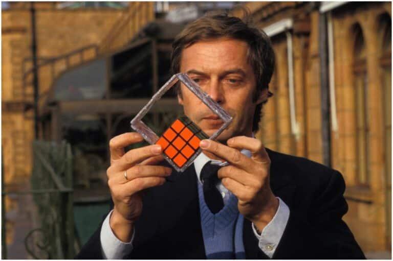 Ernő Rubik - Net Worth, Bio, Inventions, Wife, Quotes