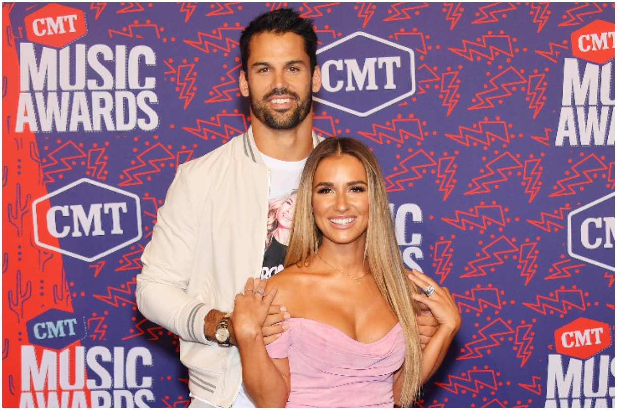 Jessie James Decker and her husband Eric Decker