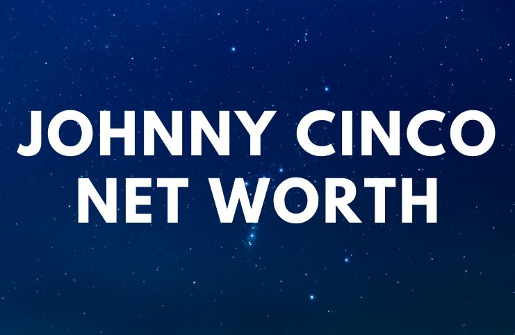 Johnny Cinco - Net Worth, Bio, Children, Age, Songs, Quotes a
