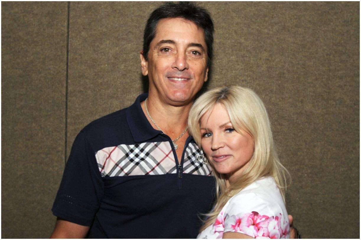 Scott Baio and his wife Renee Sloan