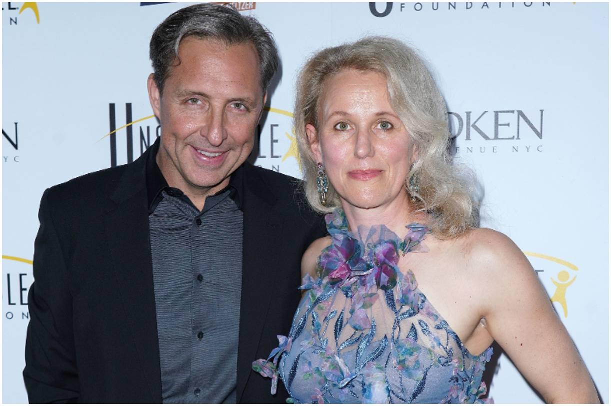 Dave Asprey and his wife Lana Asprey