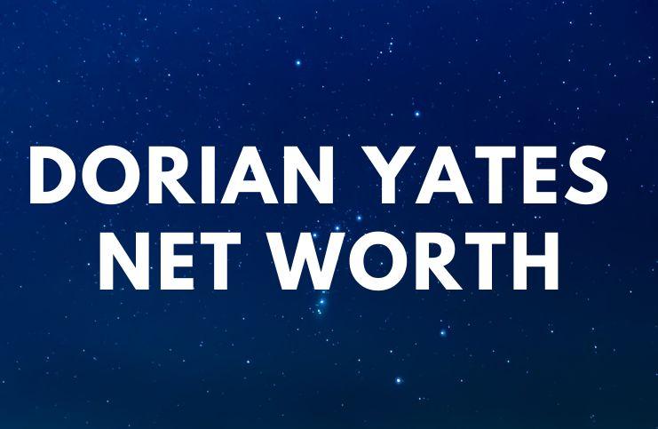 Dorian Yates - Net Worth, Bio, Wife, Children, Mr.Olympia age