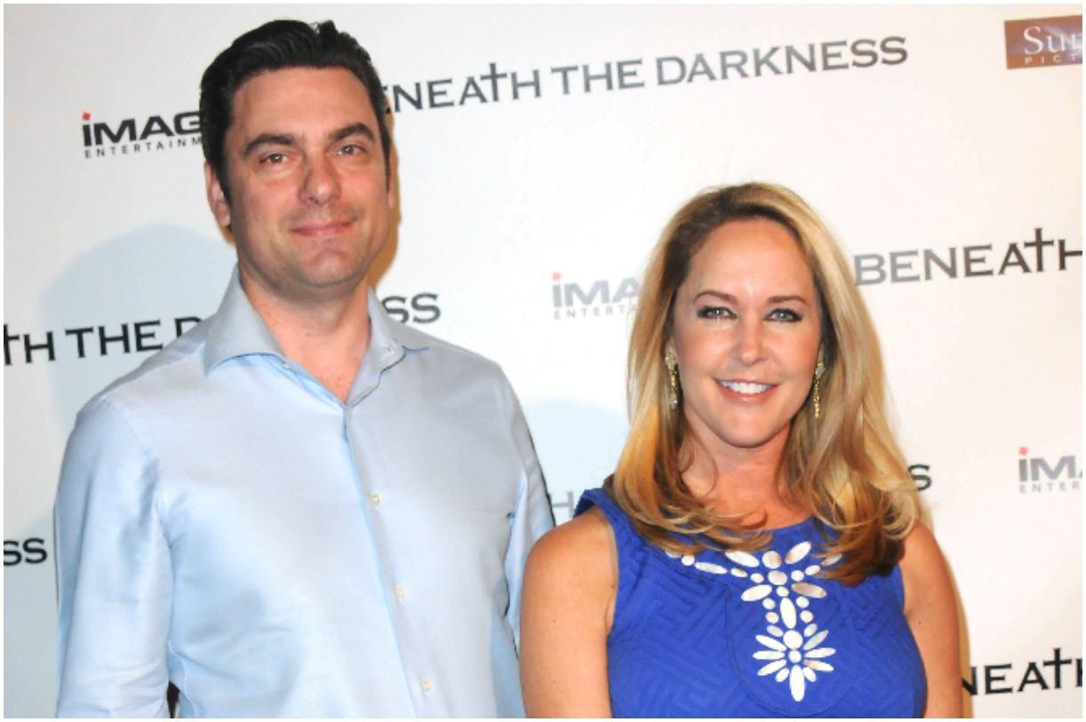 Erin Murphy and her husband Darren Dunckel