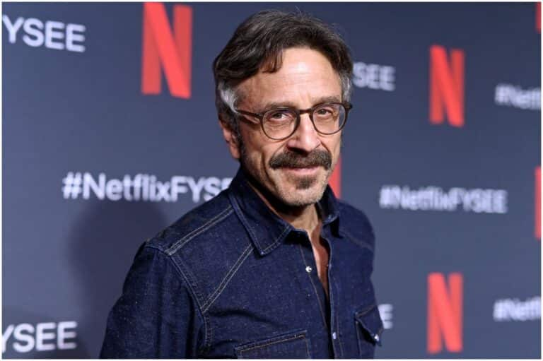 Marc Maron - Net Worth, Bio, Wife, Girlfriend, Podcast, Quotes