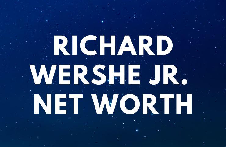 Richard Wershe Jr. - Net Worth, Bio, Movie, Book, Prison age