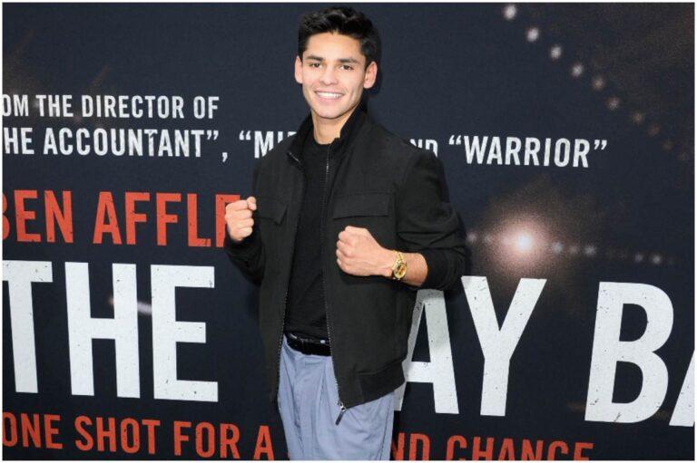Ryan Garcia - Net Worth, Bio, Girlfriend, Child, Fights