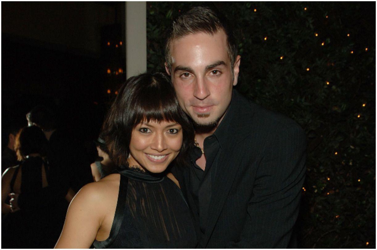 Wade Robson and his wife Amanda Rodriguez