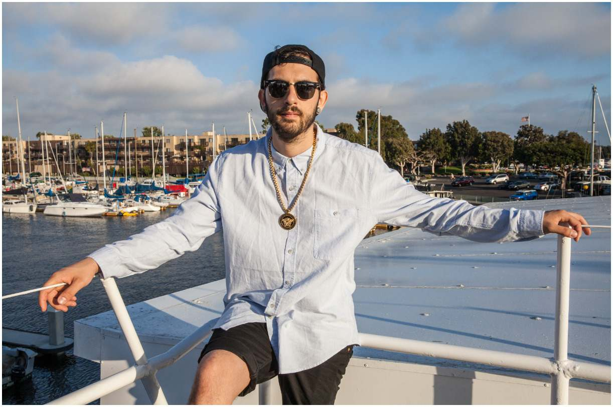 Borgore Net Worth