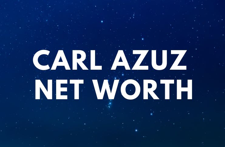 Carl Azuz - Net Worth, Salary, Bio, Age, Wife? a