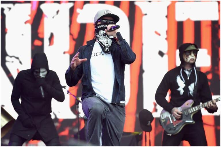 Charlie Scene - Net Worth, BIo, Wife, Hollywood Undead