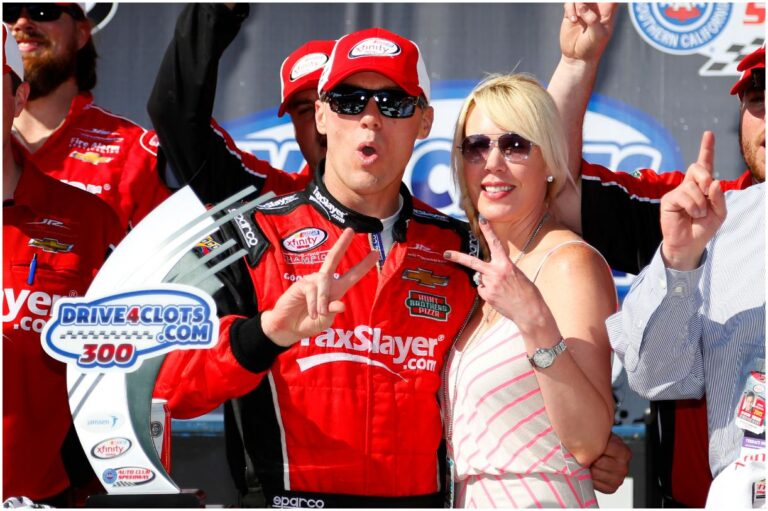 DeLana Harvick - Net Worth, Bio, Husband (Kevin Harvick), Children