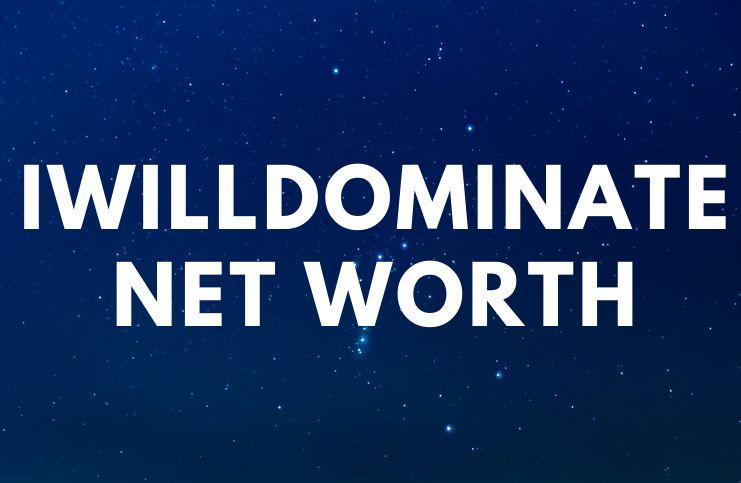 IWillDominate (Christian Rivera) - Net Worth, Bio, Girlfriend, Twitch, YouTube, Ban age