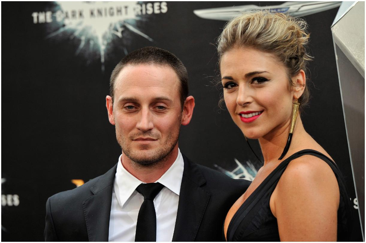 Josh Stewart and his wife Deanna Brigidi