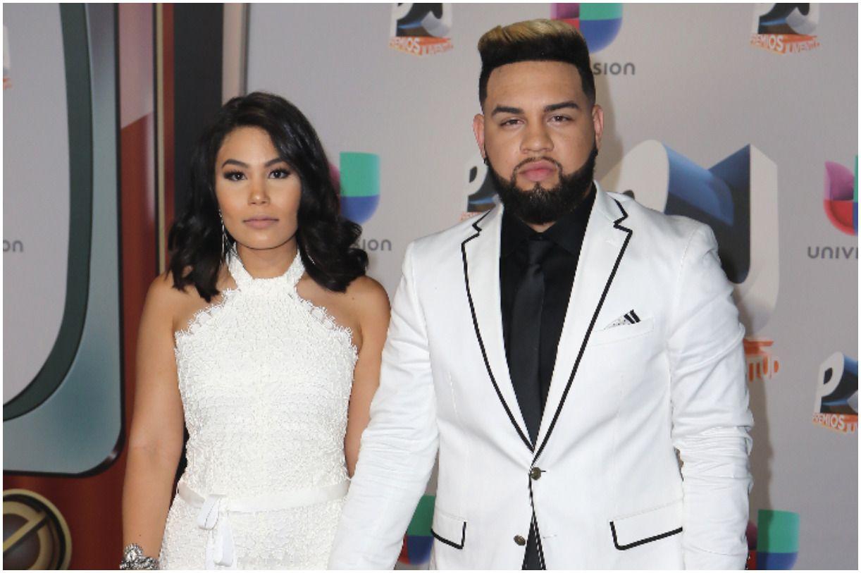 LeJuan James and his girlfriend Camilaa Inc