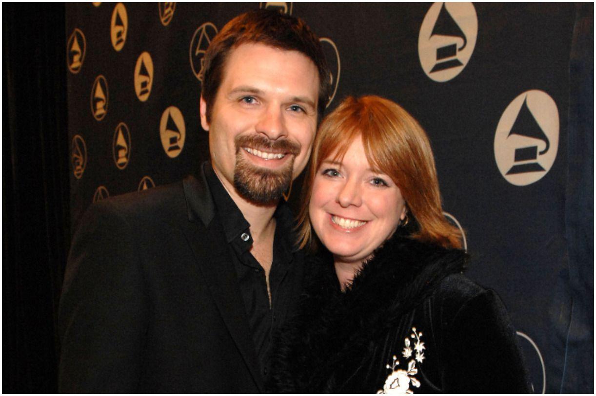 Mac Powell and his wife Aimee Ellis Powell