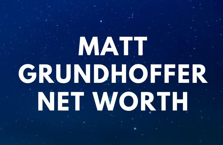 Matt Grundhoffer - Net Worth, Bio, Ex-Wife, Children age