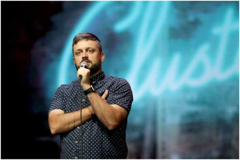 Nate Bargatze - Net Worth, Bio, Wife, Quotes