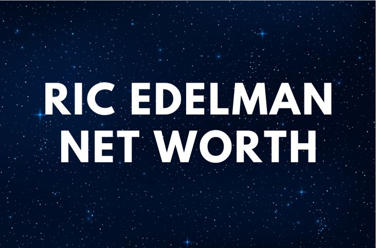 Ric Edelman - Net Worth, Bio, Wife, Books, Show, YouTube