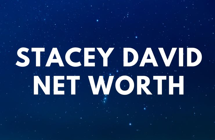 Stacey David - Net Worth, Bio, Wife, GearZ age