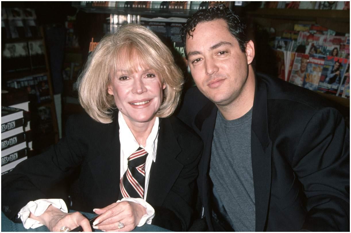 Dodd Darin with his mother Sandra Dee