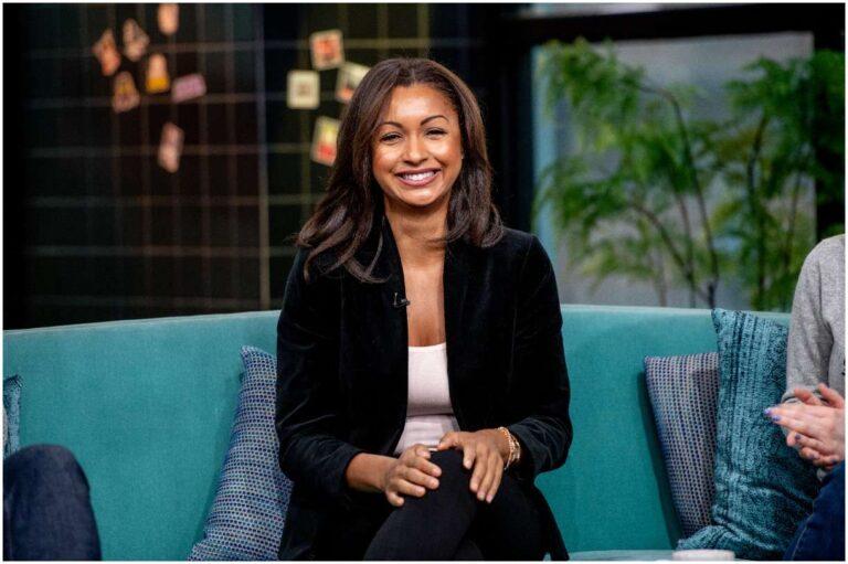 Eboni K. Williams - Net Worth, Salary, Age, Book, Husband