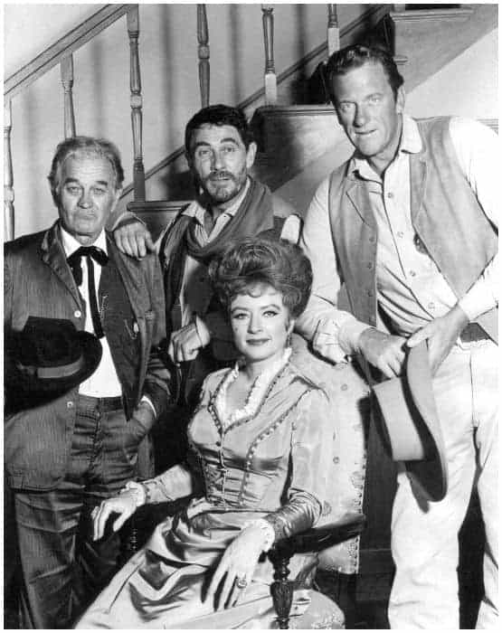 Gunsmoke - Main Cast