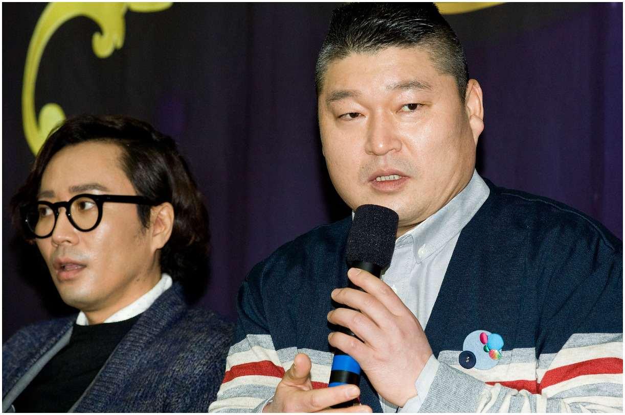 Kang Ho-dong biopgrahy