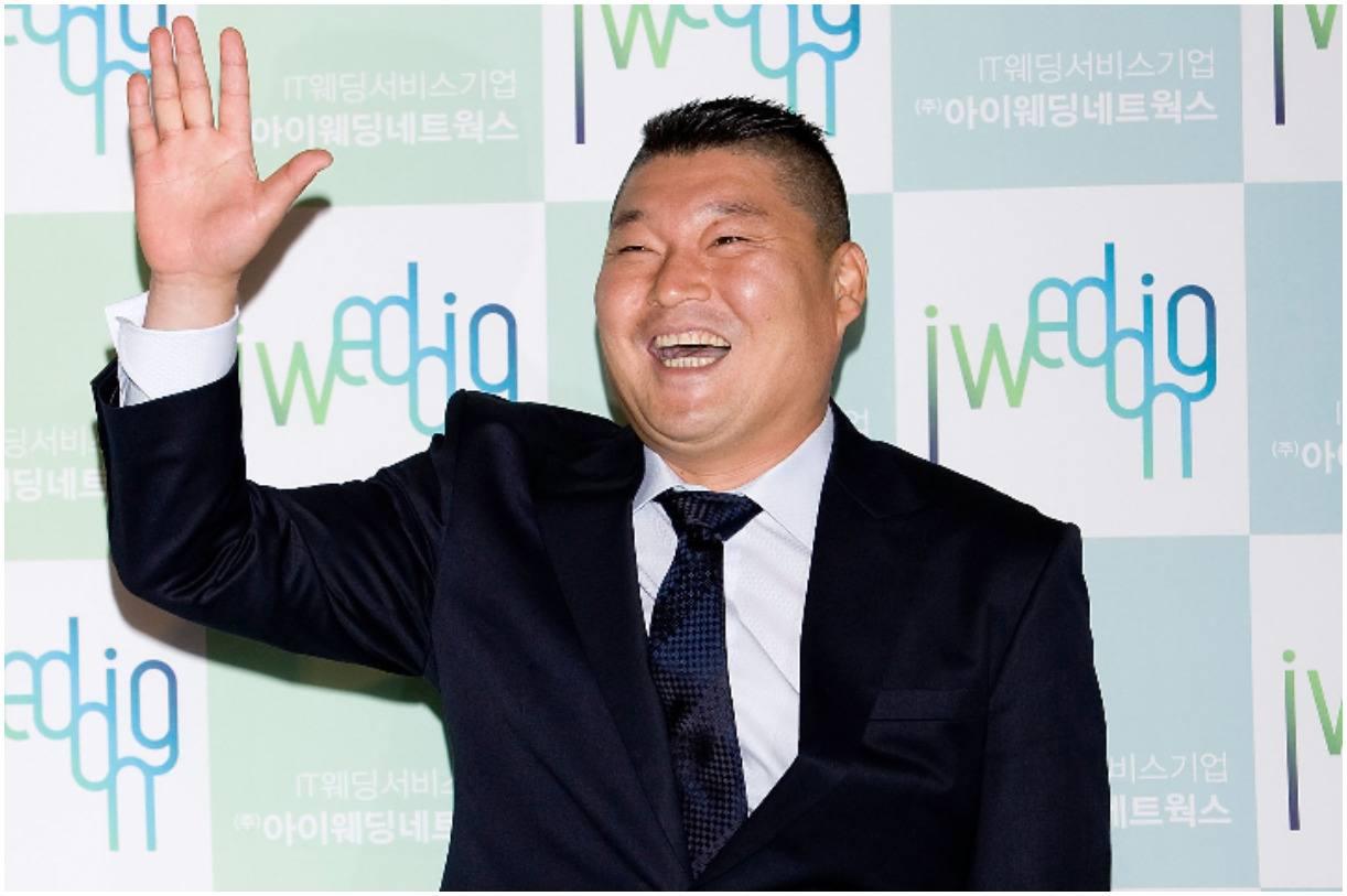 Kang Ho-dong scandal