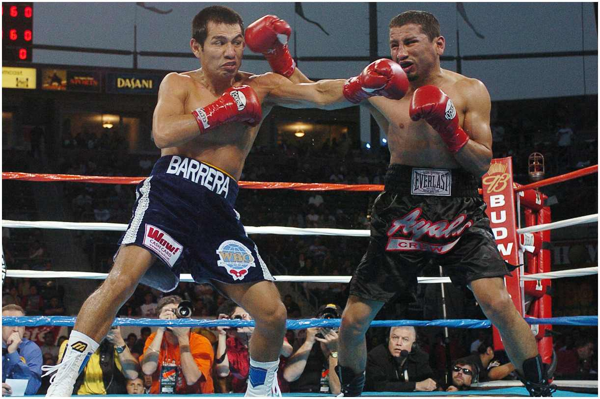 Marco Antonio Barrera Net Worth