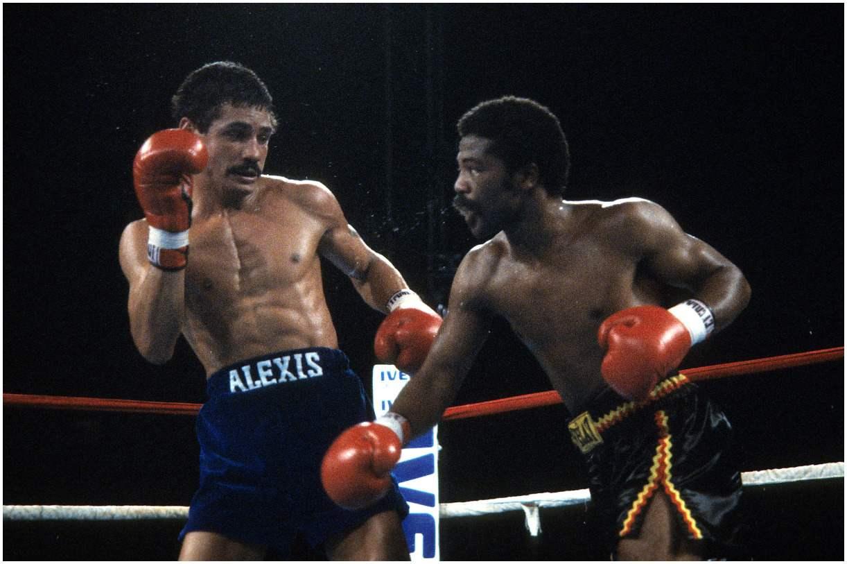Aaron Pryor vs Alexis Argüello
