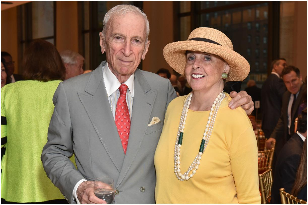 Gay Talese and his wife Nan Talese