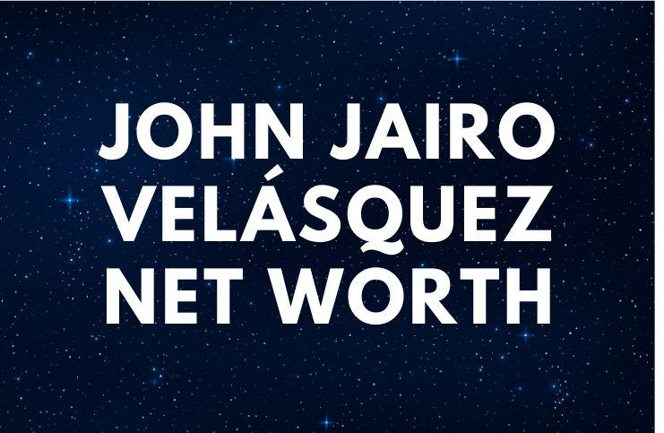 John Jairo Velásquez - Net Worth, Girlfriend, Book, TV Show