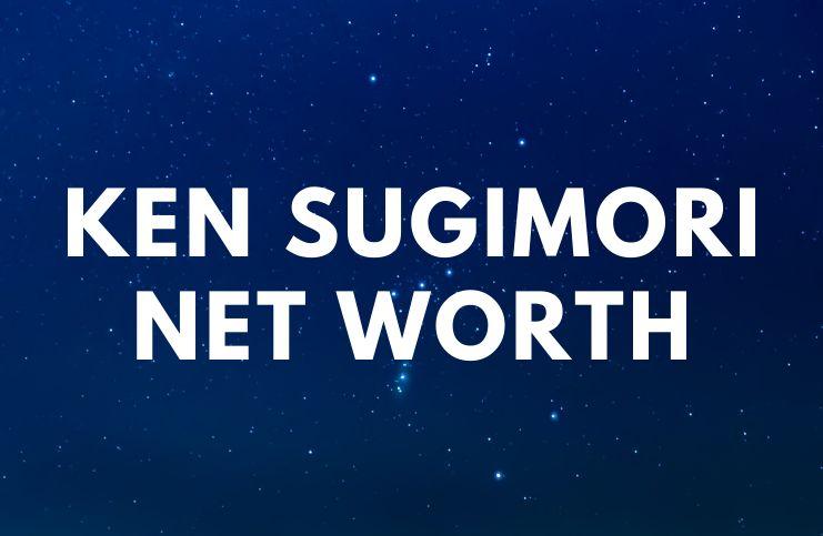 Ken Sugimori - Net Worth, Pokémon, Wife age