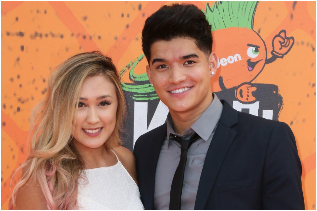 Lauren Riihimaki and her boyfriend Alex Wassabi