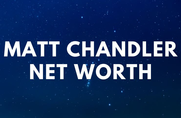 Matt Chandler - Net Worth, Salary, Wife, Age, Cancer, Books, Quotes a