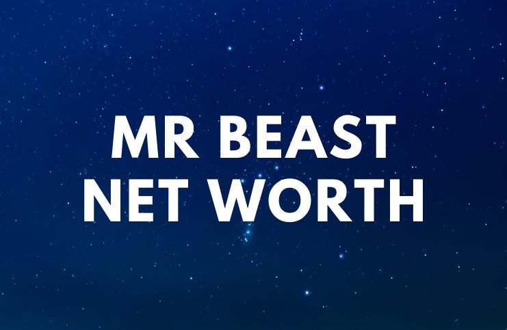 MrBeast (Jimmy Donaldson) - Net Worth, Girlfriend (Maddy), Height, Biography a