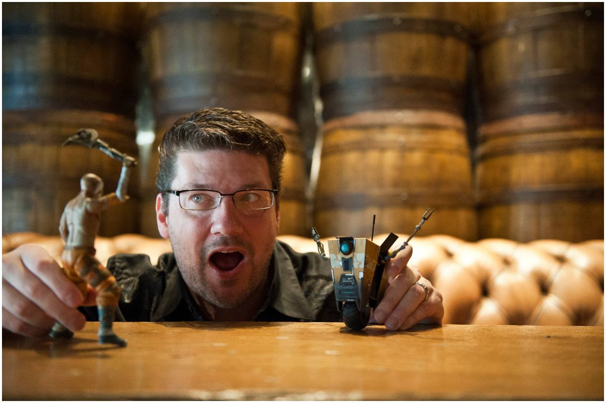Randy Pitchford - Net Worth, Wife, Video Games, Controversy