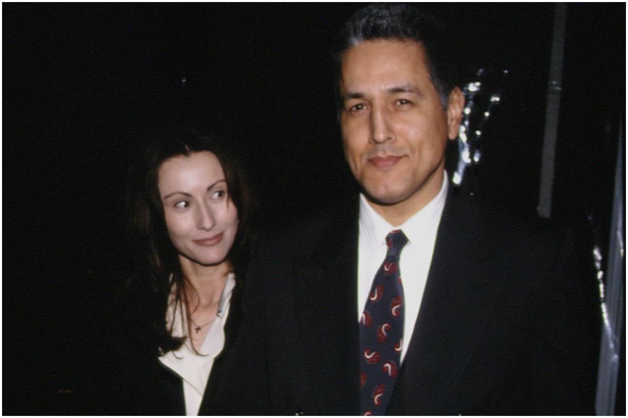 Robert Beltran wife